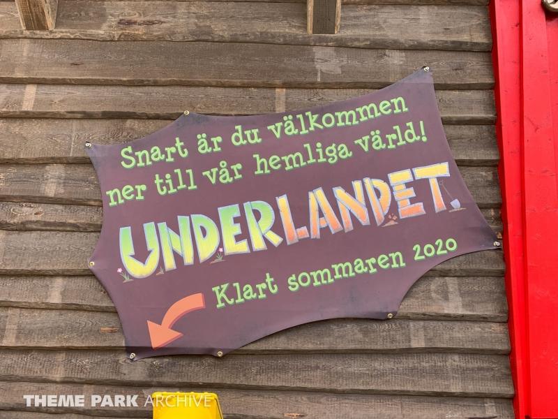 Underlandet at Liseberg