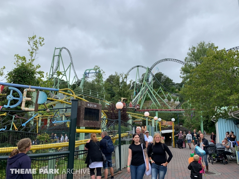 Rabalder at Liseberg