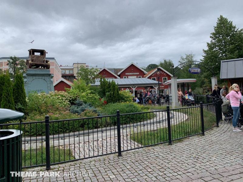 Farfars Bil at Liseberg