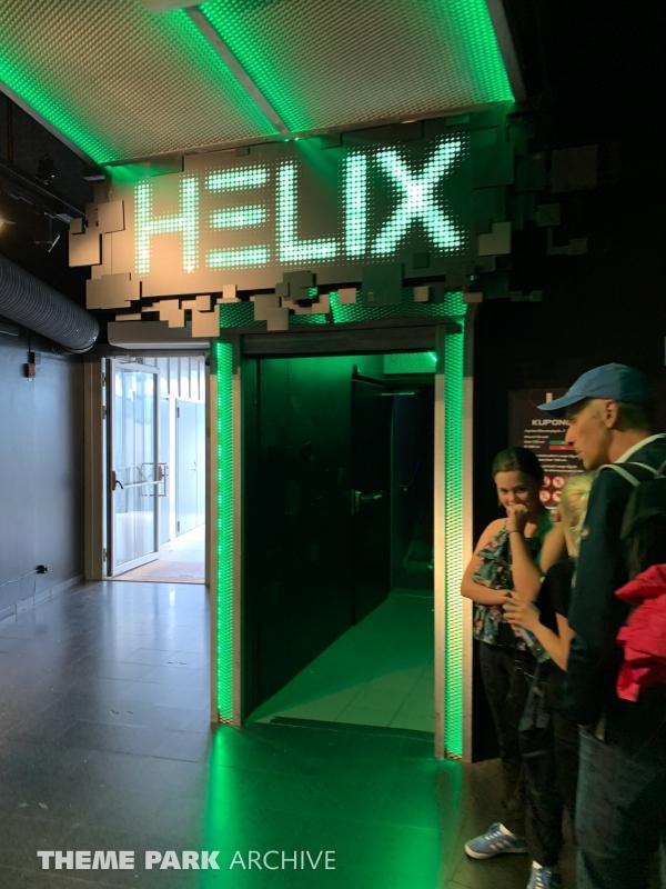 Helix at Liseberg