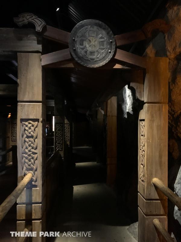 Thor's Hammer at Tusenfryd