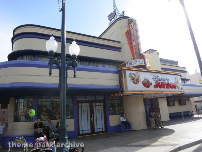 Disney Jr. Live on Stage at Disney California Adventure