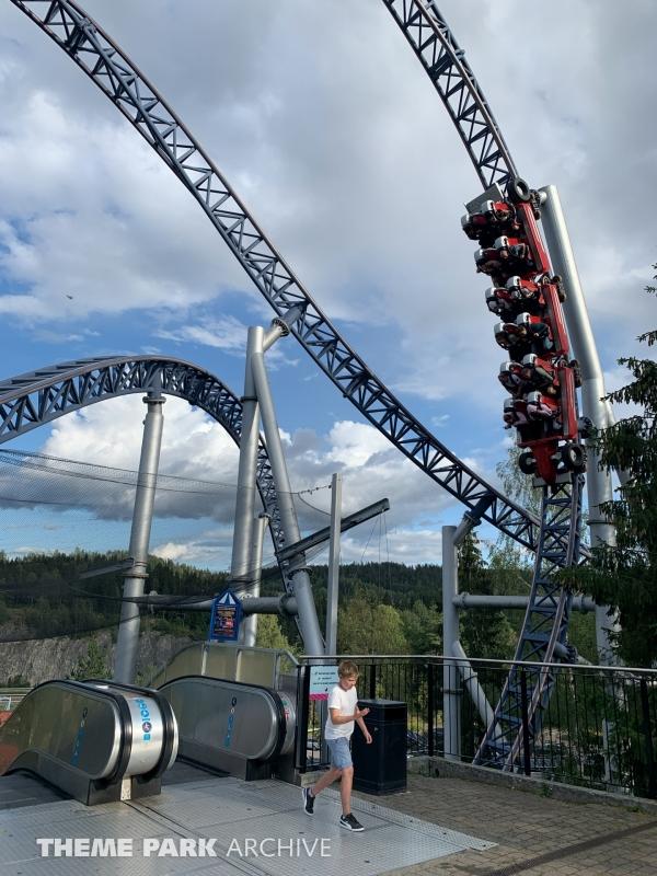 Speed Monster at Tusenfryd
