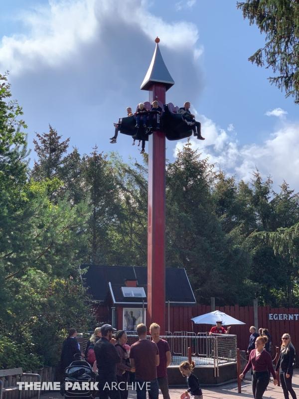 Egerntarnet at Farup Sommerland