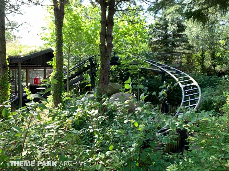 Pindsvinet at Farup Sommerland