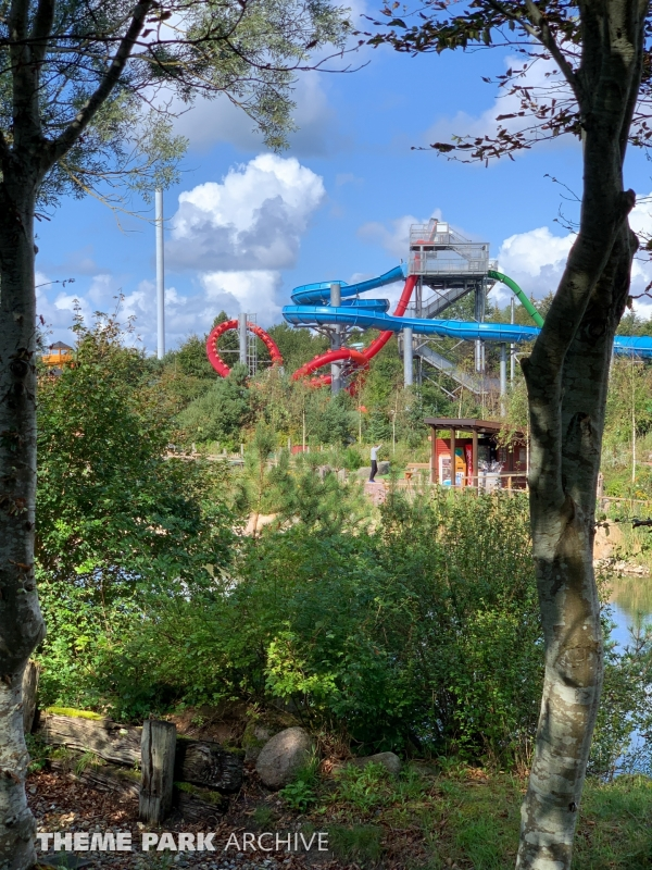 Aquapark at Farup Sommerland