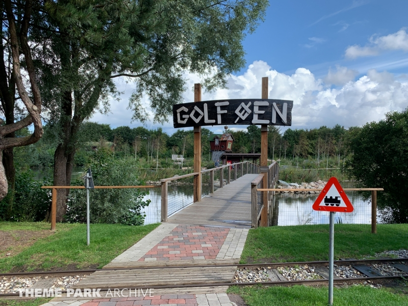 Golf Oen at Farup Sommerland