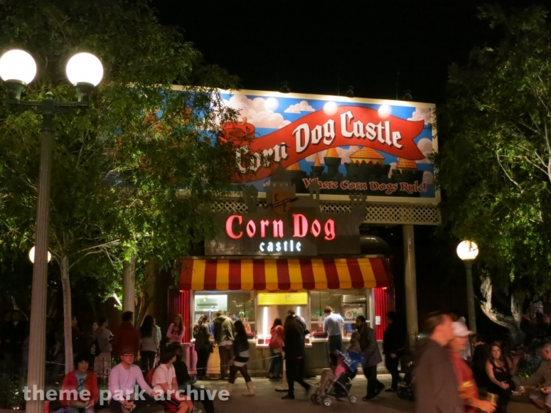 Corn Dog Castle at Disney California Adventure