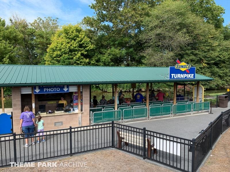 Sunoco Turnpike at Dutch Wonderland