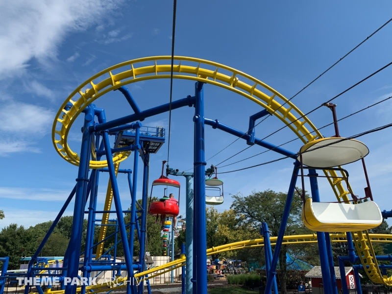 Merlin's Mayhem at Dutch Wonderland