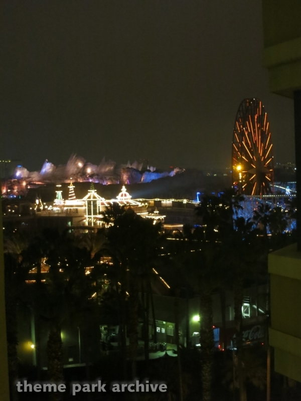 Paradise Pier Hotel at Downtown Disney Anaheim