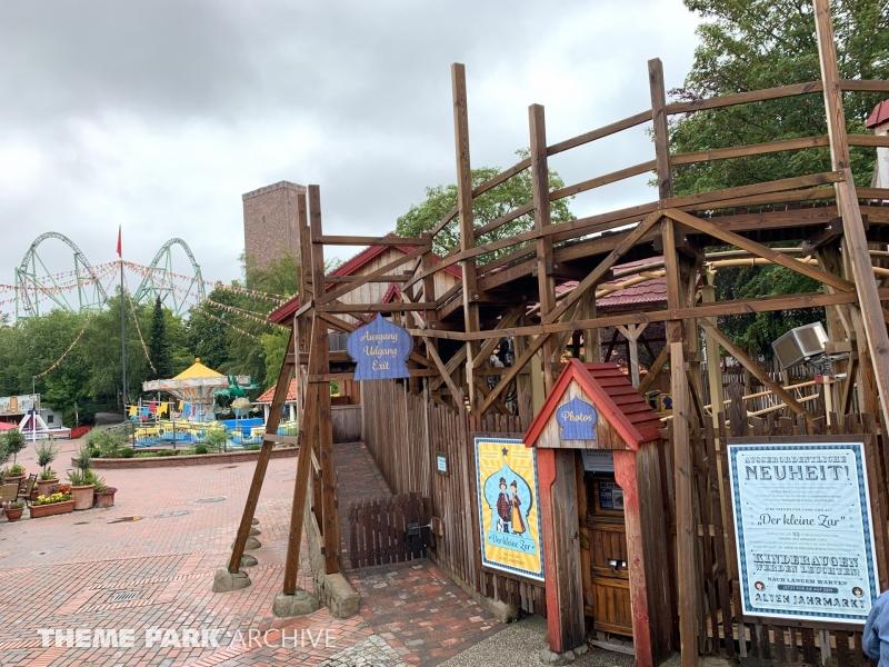 Der Kleine Zar at Hansa Park