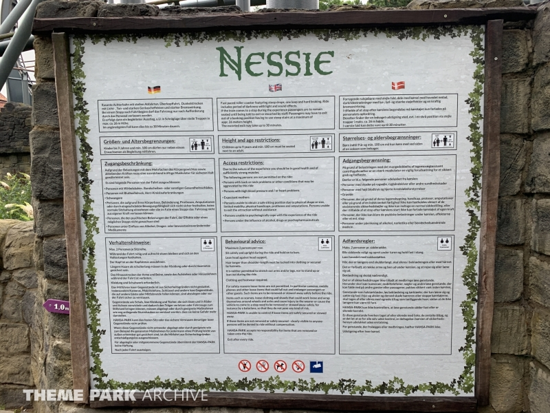 Nessie at Hansa Park