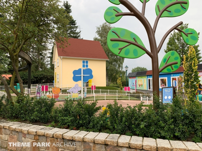 Peppa Pig Land at Heide Park