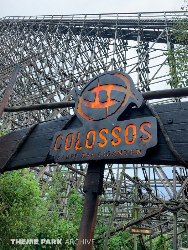 Colossos at Heide Park