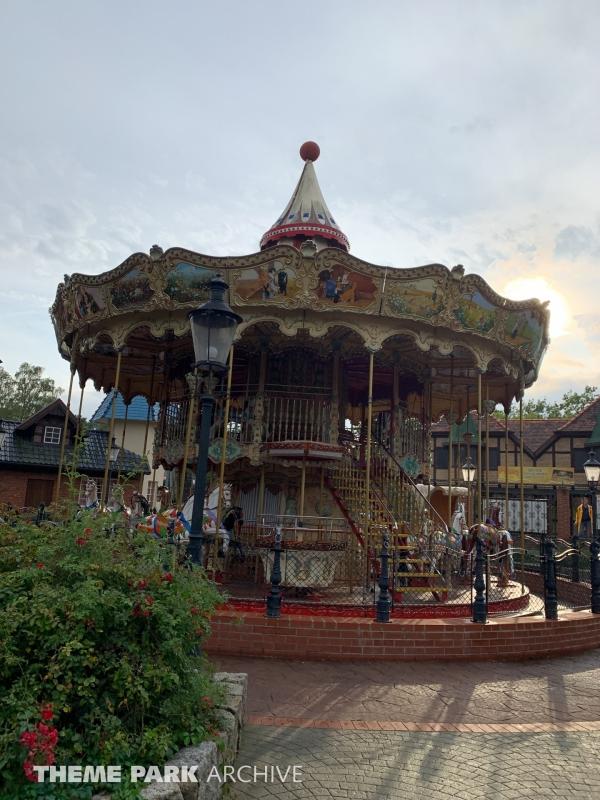 Nostalgiekarussell at Heide Park