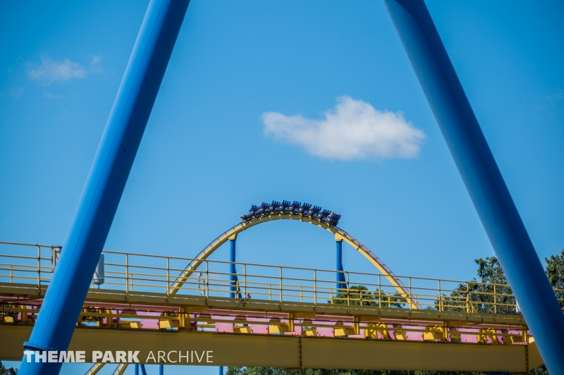 Nitro at Six Flags Great Adventure