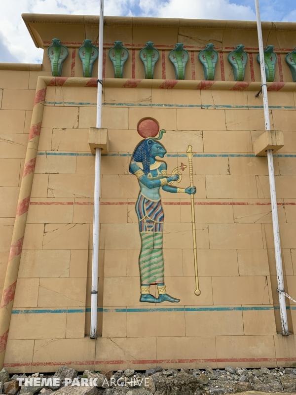 Cobra des Amun Ra at Belantis