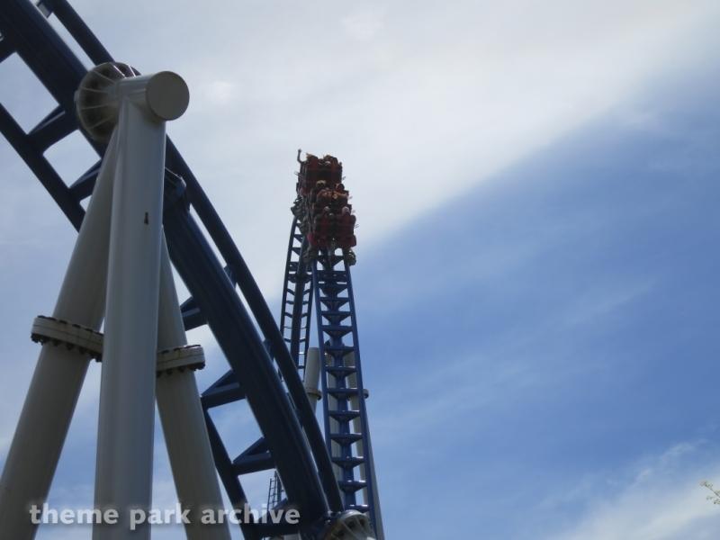 Sky Rocket at Kennywood