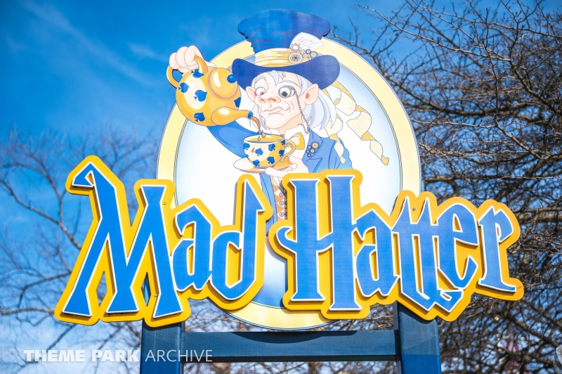 Mad Hatter at Kentucky Kingdom