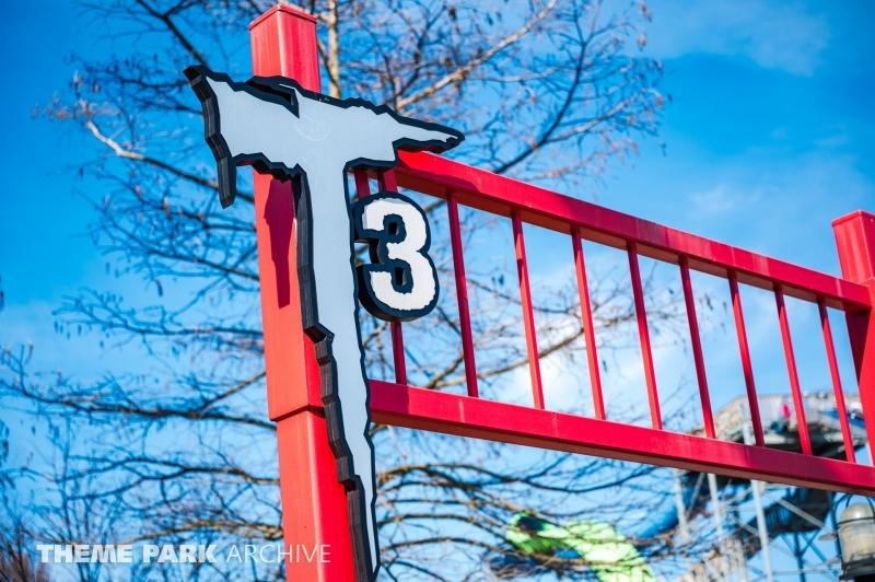 T3 at Kentucky Kingdom
