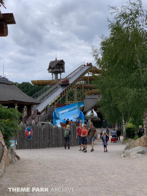 Fluch des Teutates at Freizeitpark Plohn