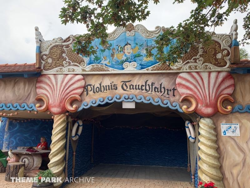 Plohnis Tauchfahrt at Freizeitpark Plohn