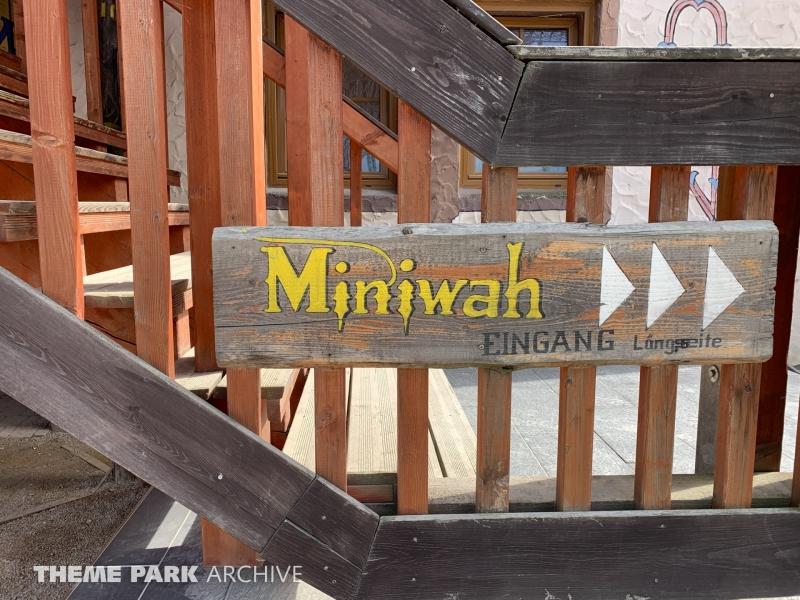 Miniwah at Freizeitpark Plohn
