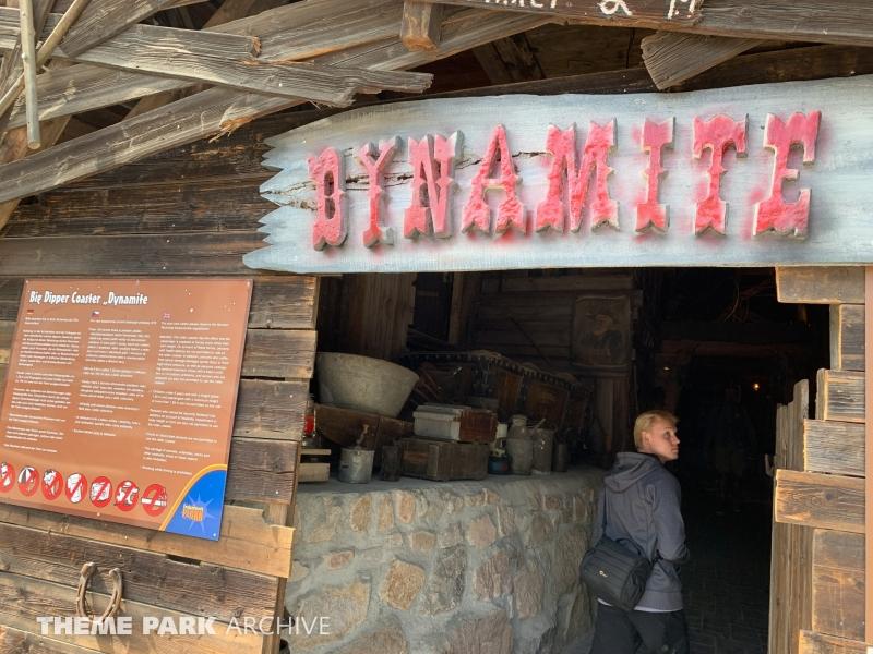 Dynamite at Freizeitpark Plohn