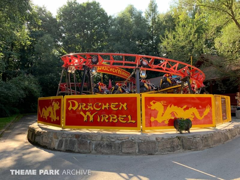 Drachenwirbel at Freizeitpark Plohn
