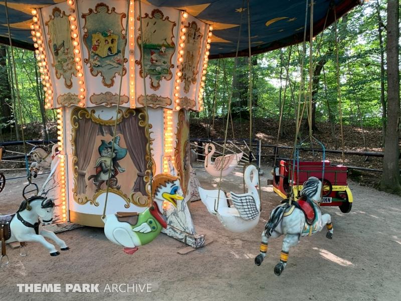 Marchenkarussell at Freizeitpark Plohn