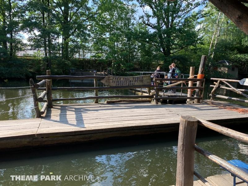 Flossfahrt Durch Die Urzeit at Freizeitpark Plohn