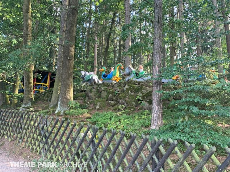 Wichtelbahn im Zwergenland at Freizeitpark Plohn
