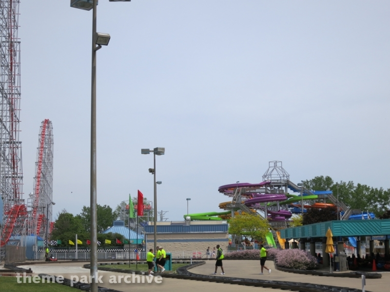 Challenge Racing at Cedar Point