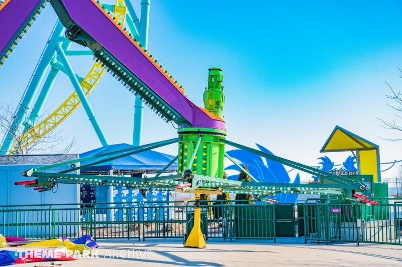 Troika! Troika! Troika! at Cedar Point