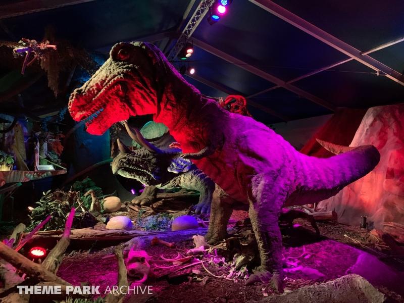 T Rex World at Freizeit Land Geiselwind