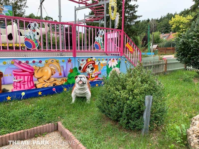 Doggy Dog at Freizeit Land Geiselwind