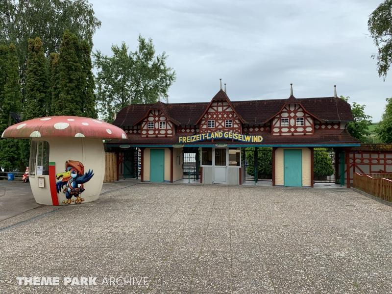 Entrance at Freizeit Land Geiselwind