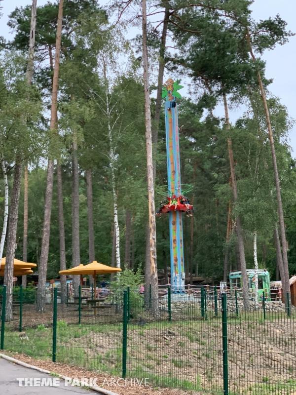 Jungle Drop at Freizeit Land Geiselwind