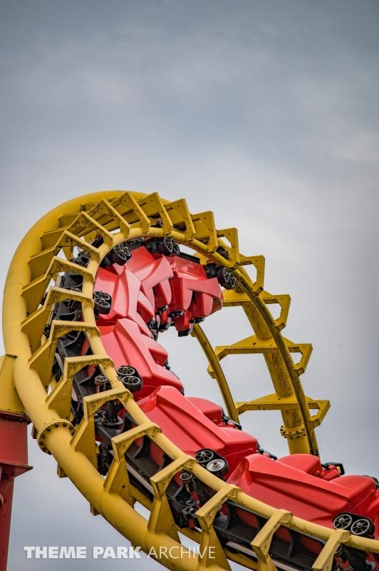 Boomerang at Freizeit Land Geiselwind