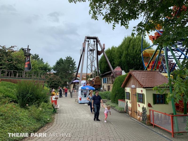 Riesenrad at Schwaben Park