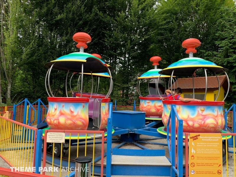 Kreiselkarussell at Schwaben Park