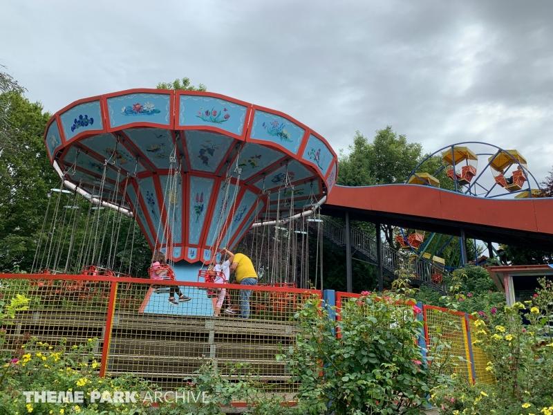 Kettenkarussell at Schwaben Park