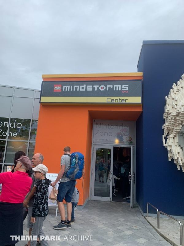 Mindstorms Center at LEGOLAND Deutschland