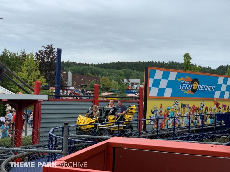 Das Grosse LEGO Rennen at LEGOLAND Deutschland