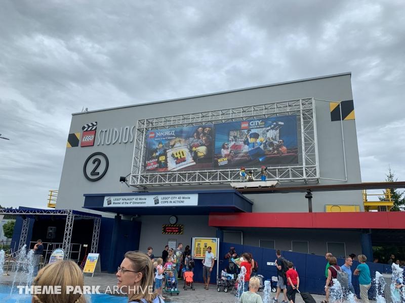 LEGO Cinema at LEGOLAND Deutschland
