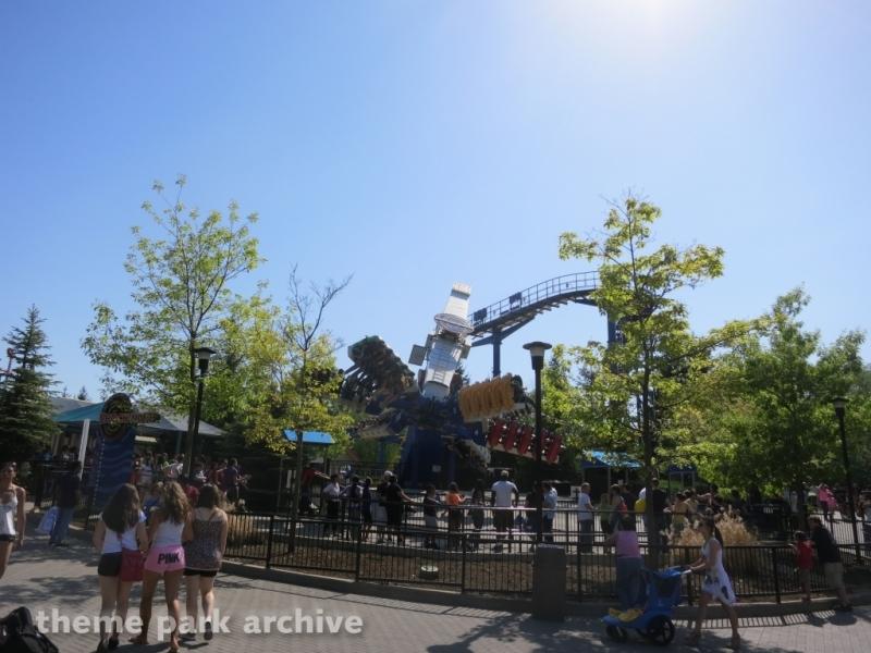 Shockwave at Canada's Wonderland