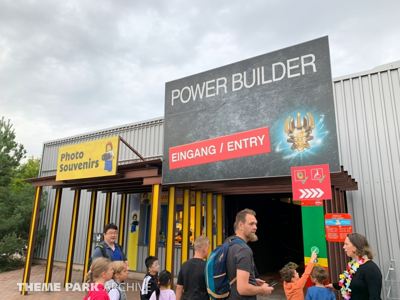 Power Builder at LEGOLAND Deutschland