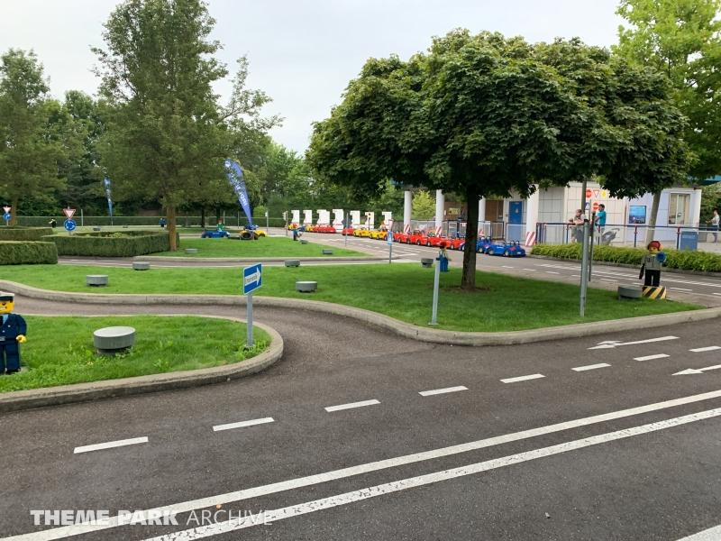 LEGOLAND Fahrschule at LEGOLAND Deutschland