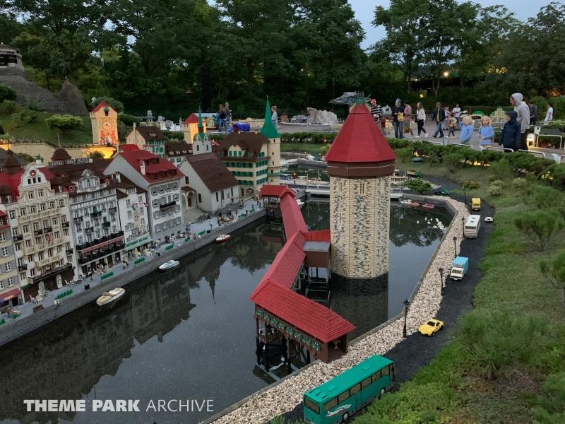 Miniland at LEGOLAND Deutschland